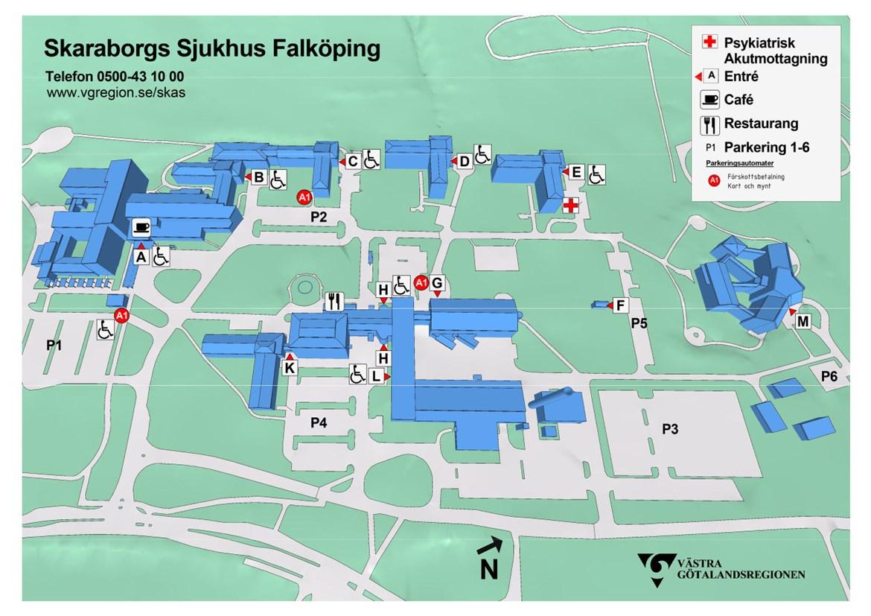 Karta Akademiska Uppsala Karta 2020
