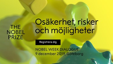 Nobel Week Dialogue 2019
