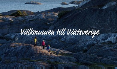 Turism Vastra Gotalandsregionen